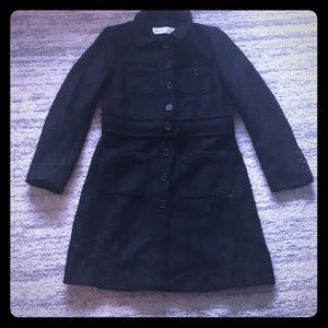 Great condition see by Chloe black wool coat sz 6